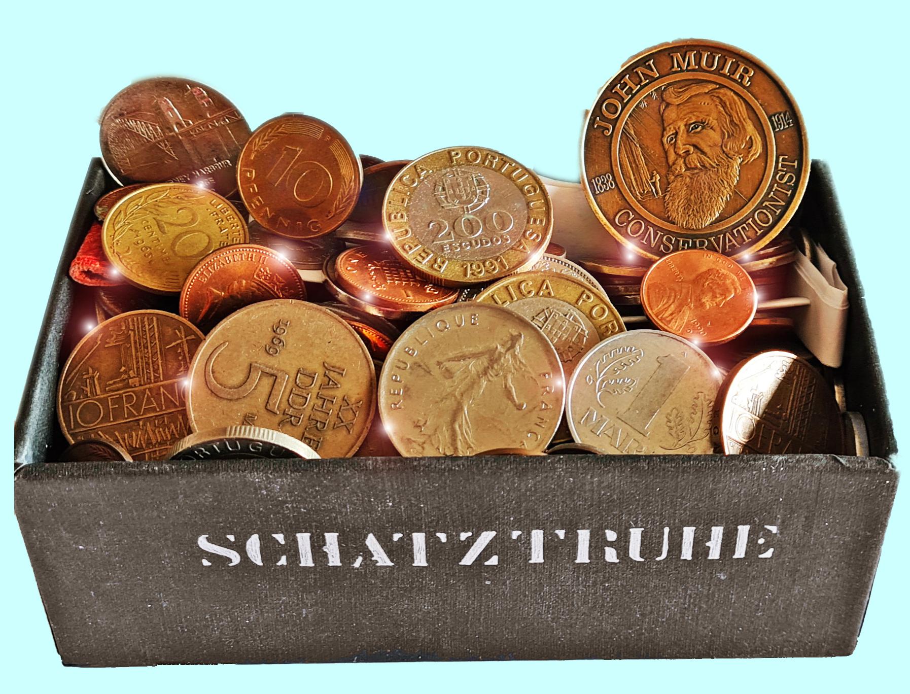Archetypen des Geldes